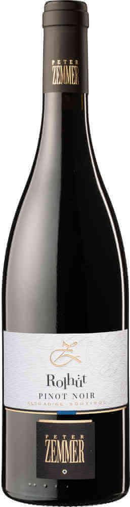 Rolhüt Pinot Noir 2016 DOC - Zemmer